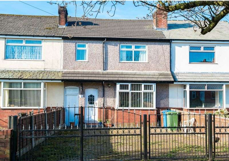 3 Bedrooms Terraced House for sale in Tootell Street, Chorley