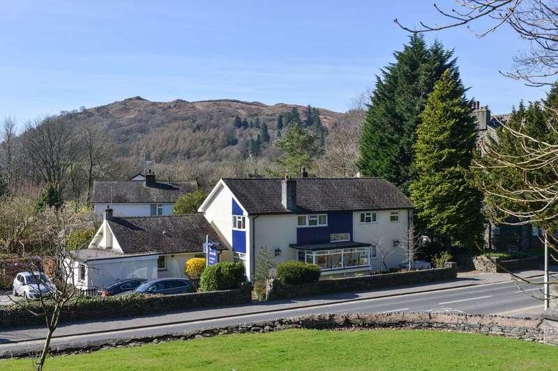 6 Bedrooms Detached House for sale in Rydal Road, Ambleside, Cumbria, LA22