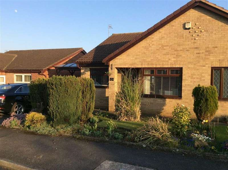 2 Bedrooms Semi Detached Bungalow for sale in 14, Cavendish Court, Ferryhill