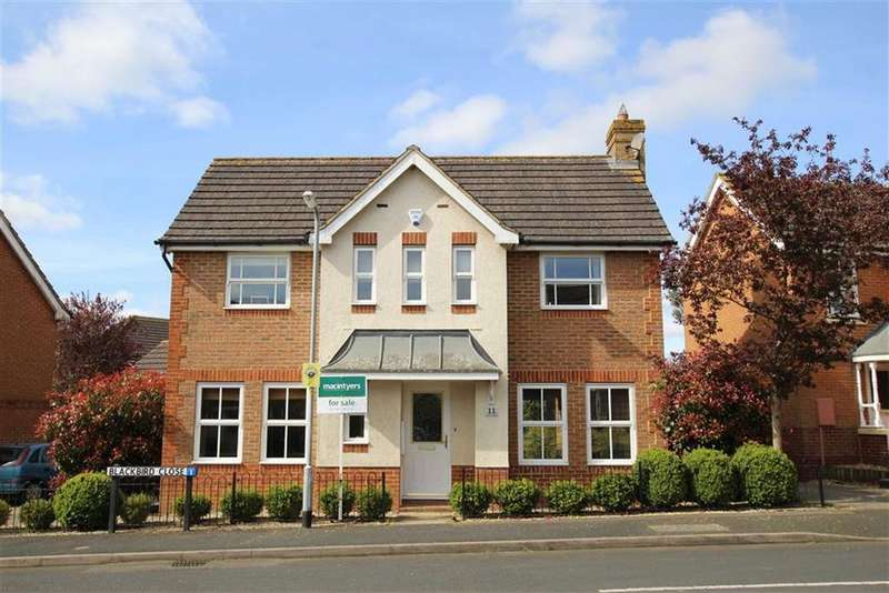 3 Bedrooms Detached House for sale in 11, Blackbird Close, Brackley
