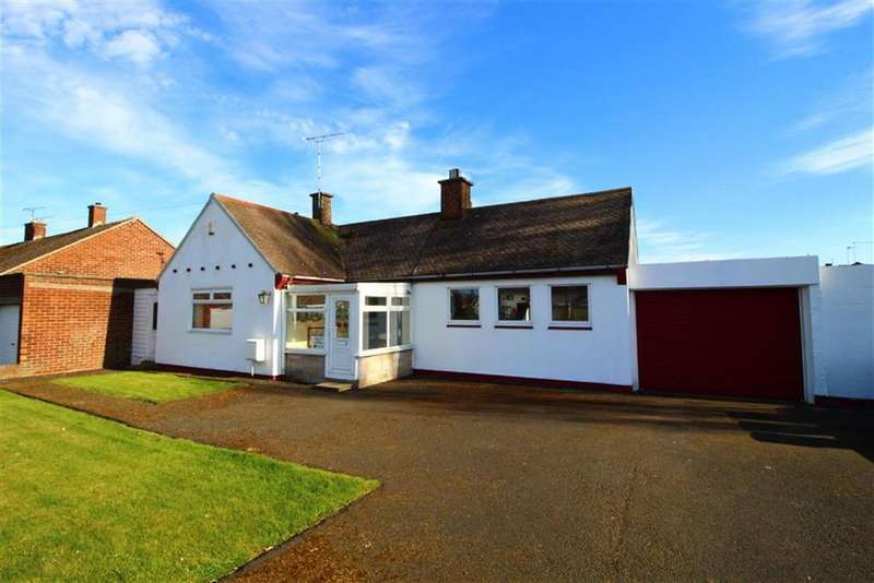 2 Bedrooms Detached Bungalow for sale in Hayton Road, Marden Estate