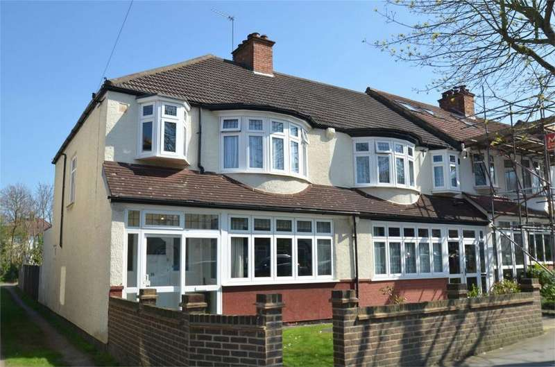 3 Bedrooms End Of Terrace House for sale in Verdayne Avenue, Shirley, Croydon, Surrey