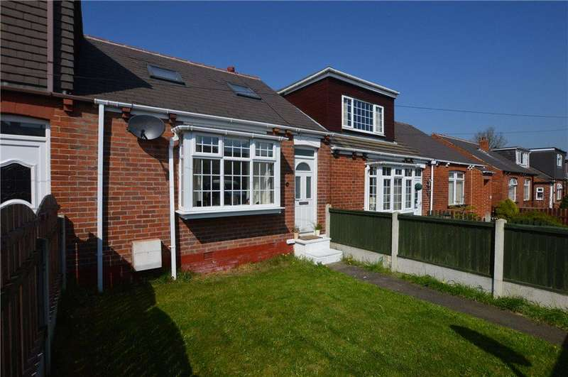 2 Bedrooms Terraced Bungalow for sale in George Street, Ryhill, Wakefield, West Yorkshire