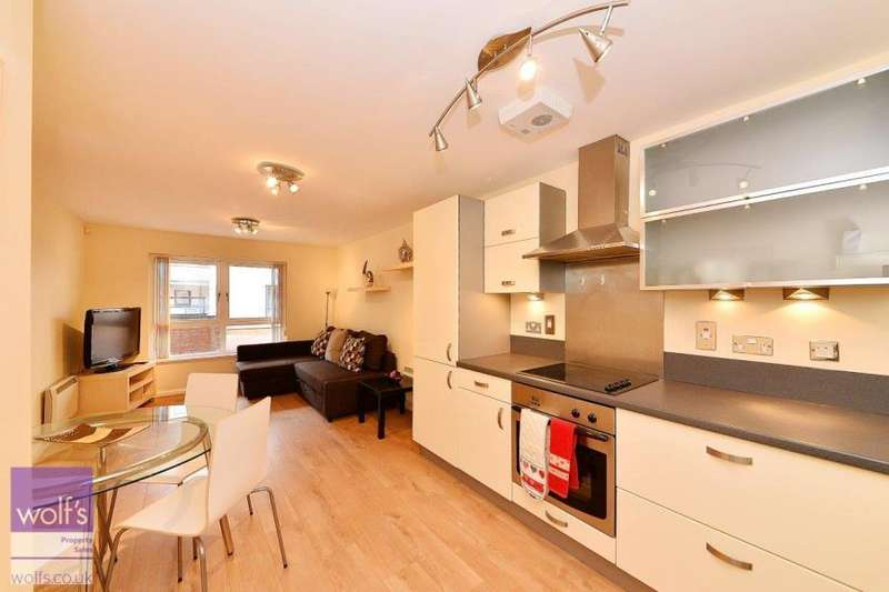 1 Bedroom Apartment Flat for sale in Westgate, Arthur Place, B1