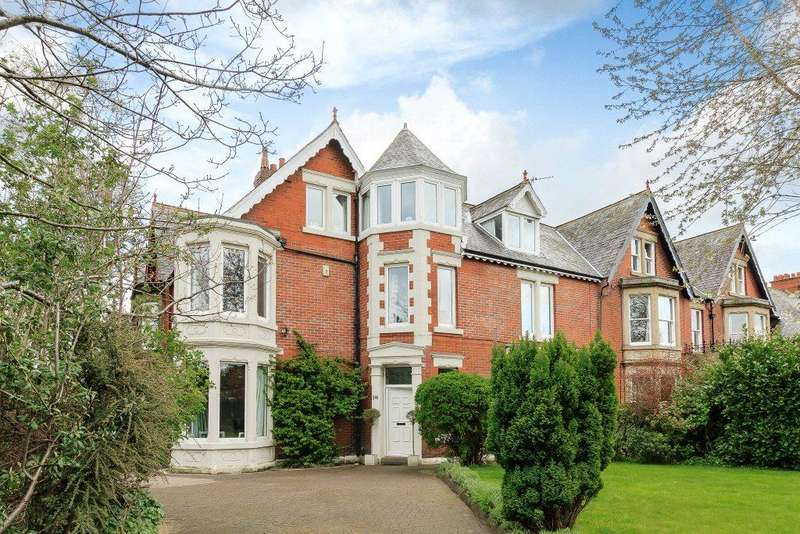 5 Bedrooms House for sale in Craigielea, Heaton Road, Heaton, Newcastle Upon Tyne, Tyne Wear