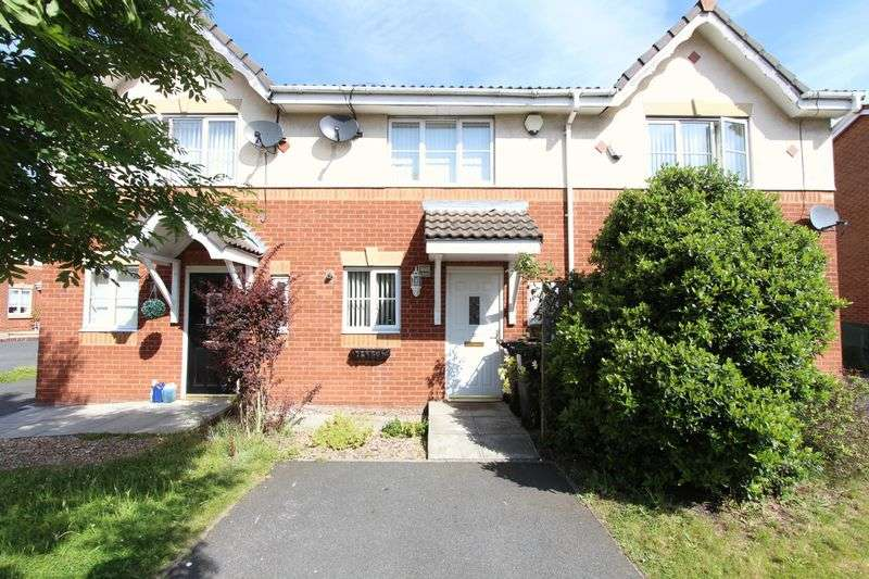 2 Bedrooms Terraced House for sale in Zircon Close, Liverpool