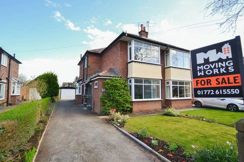 3 Bedrooms Semi Detached House for sale in Birchwood Avenue, Hutton