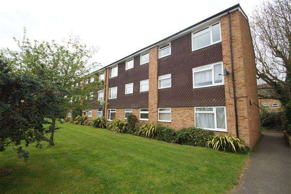 1 Bedroom Apartment Flat for sale in Ridgebank, Cippenham, Slough