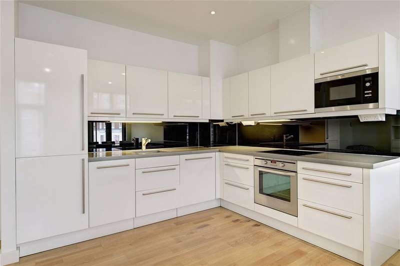 2 Bedrooms Flat for sale in Blandford Street, Marylebone, London, W1U