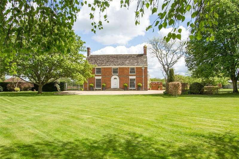 7 Bedrooms Detached House for sale in Naldretts Lane, Rudgwick, Horsham, West Sussex