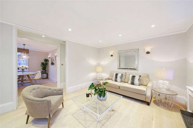 2 Bedrooms Flat for sale in Upper Montagu Street, London, W1H