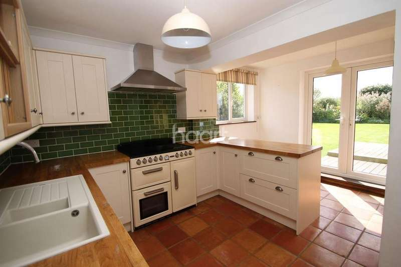 4 Bedrooms Cottage House for sale in Heath Road, Hessett