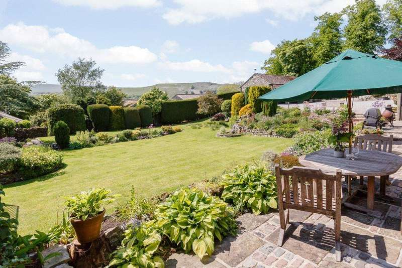 4 Bedrooms Detached House for sale in Leylands, Conistone with Kilnsey, Near Grassington, North Yorkshire, BD23