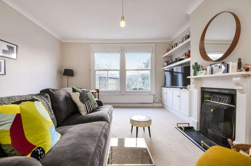 2 Bedrooms Flat for sale in Tressillian Crescent Brockley SE4
