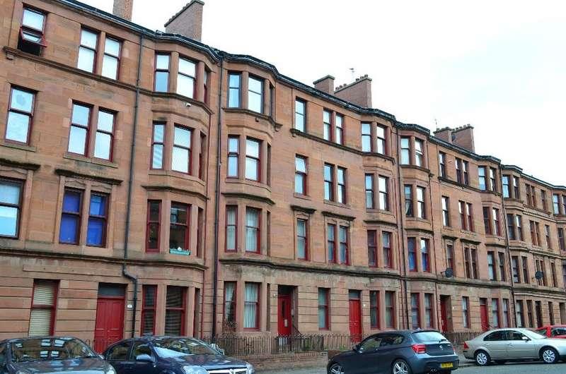 2 Bedrooms Flat for sale in Earl Street, Flat 3/2, Scotstoun, Glasgow, G14 0AX