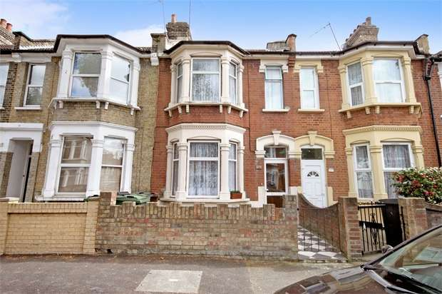 4 Bedrooms Terraced House for sale in Knotts Green Road, Leyton, London