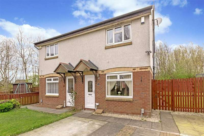 3 Bedrooms Semi Detached House for sale in 23 Briarcroft Place, Robroyston, Glasgow, G33