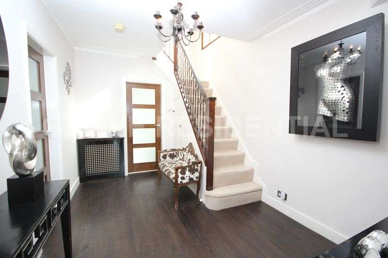 4 Bedrooms Semi Detached House for sale in Edgwarebury Lane, Edgware, Greater London. HA8 8QW