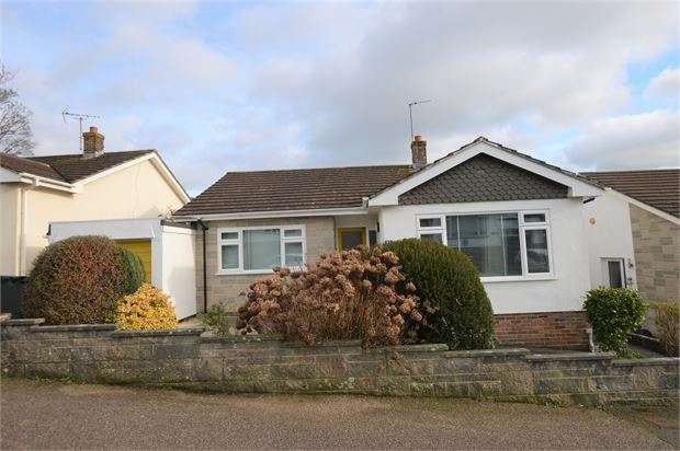 2 Bedrooms Detached Bungalow for sale in Bishops Avenue, Bishopsteignton, Devon. TQ14 9RA