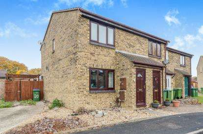 2 Bedrooms End Of Terrace House for sale in Fareham, Hampshire