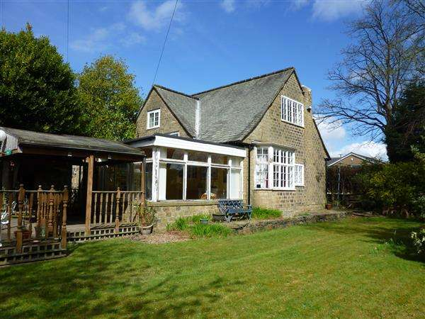 3 Bedrooms Detached House for sale in Netherton Moor Road, Netherton, Huddersfield