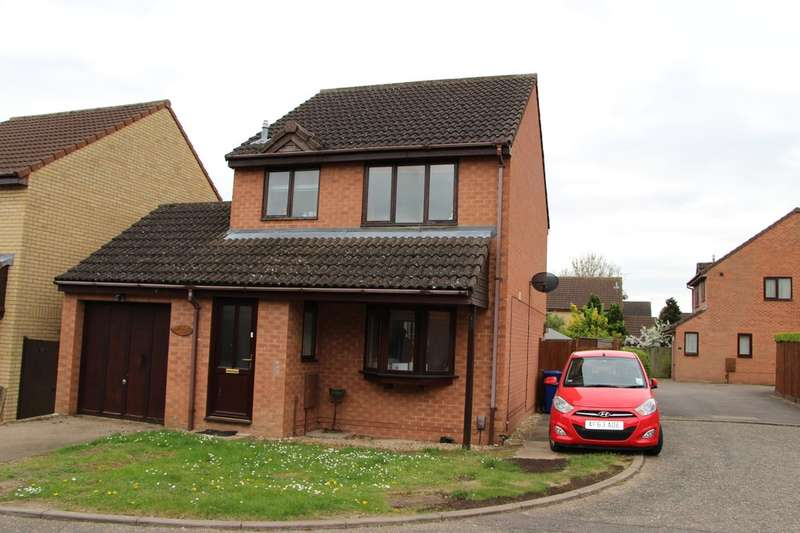 3 Bedrooms Detached House for sale in Bill Rickaby Drive, Newmarket