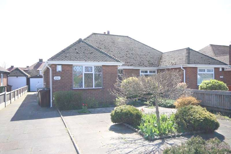 2 Bedrooms Semi Detached Bungalow for sale in Preston New Road, Southport