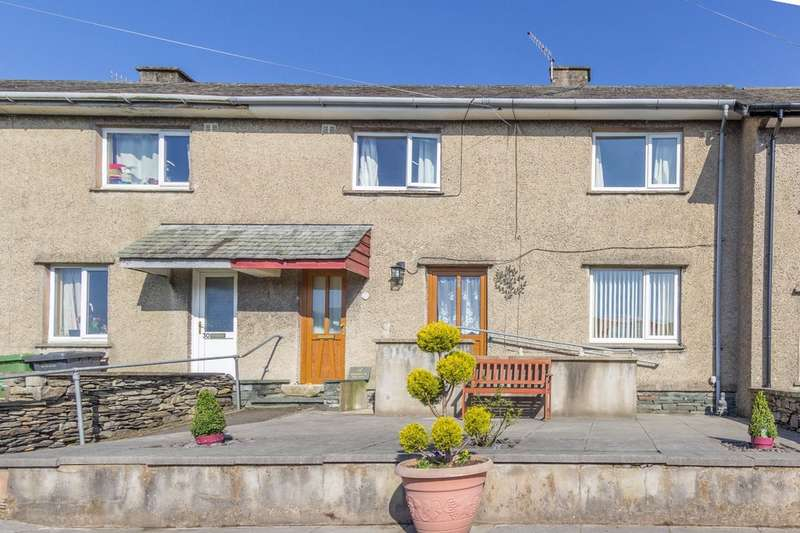 3 Bedrooms Terraced House for sale in 28 Orrest Drive, Windermere