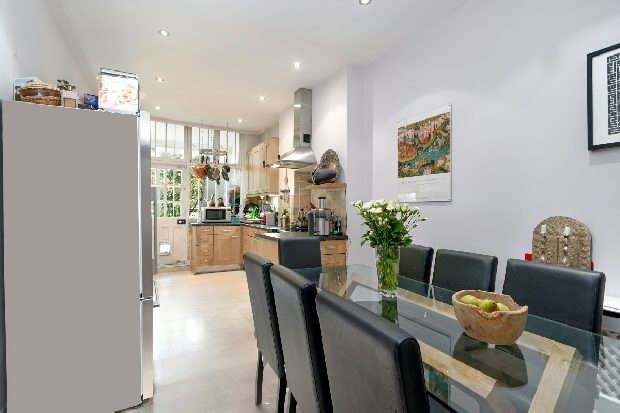 2 Bedrooms Flat for sale in Canfield Gardens, South Hampstead, NW6