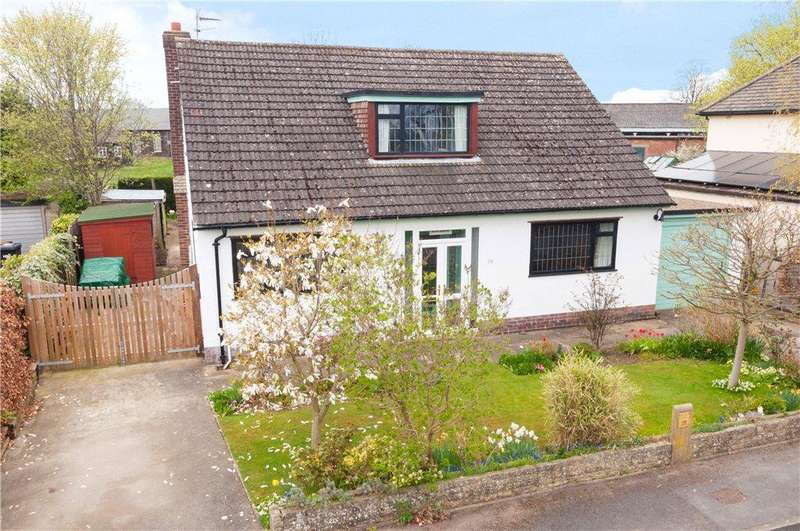 4 Bedrooms Detached House for sale in Lark Hill Crescent, Ripon, North Yorkshire