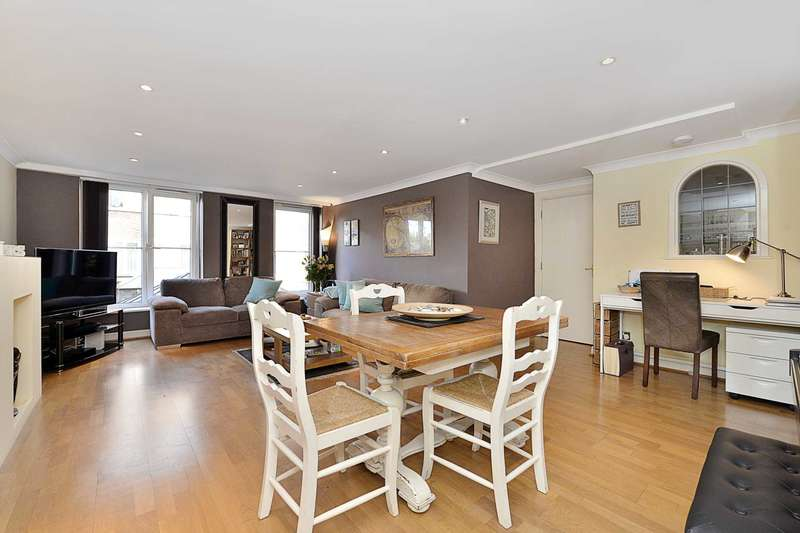 2 Bedrooms Flat for sale in Hartington Road, Ealing
