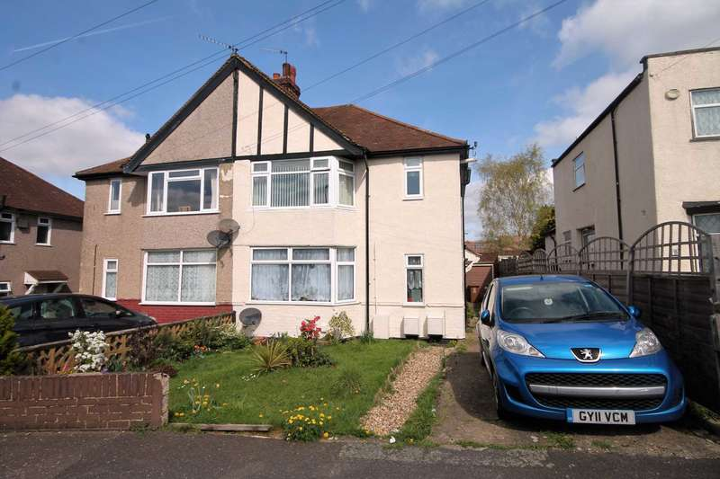 2 Bedrooms Maisonette Flat for sale in Highfield Avenue, Erith