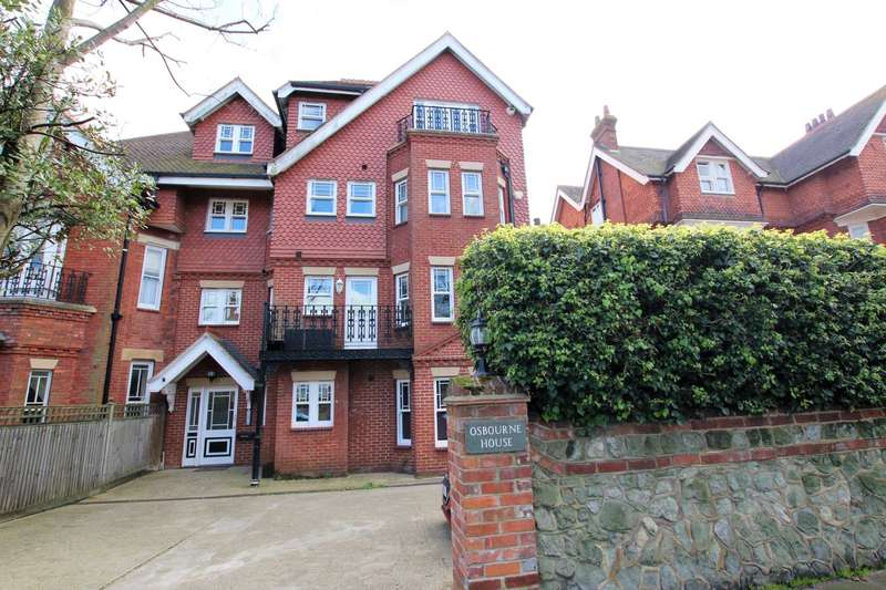 2 Bedrooms Flat for sale in Carlisle Road, Eastbourne, BN20 7BS