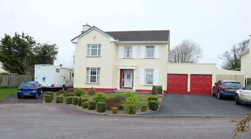 4 Bedrooms Detached House for sale in Higher Cross Road