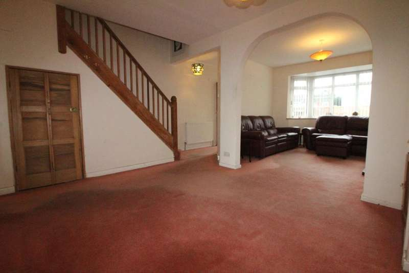 3 Bedrooms Terraced House for sale in Glen Avenue, Weymouth, Dorset, DT4 0DA