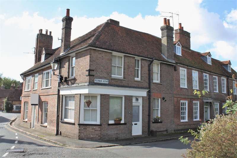 2 Bedrooms End Of Terrace House for sale in Church Street, Chesham, Buckinghamshire, HP5 1JD