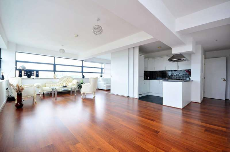 2 Bedrooms Flat for sale in Shaftesbury Road, Upton Park, E7