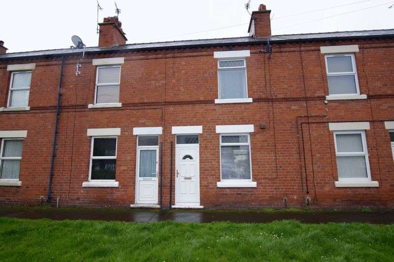 2 Bedrooms Terraced House for sale in Newtown, Gresford, Wrexham