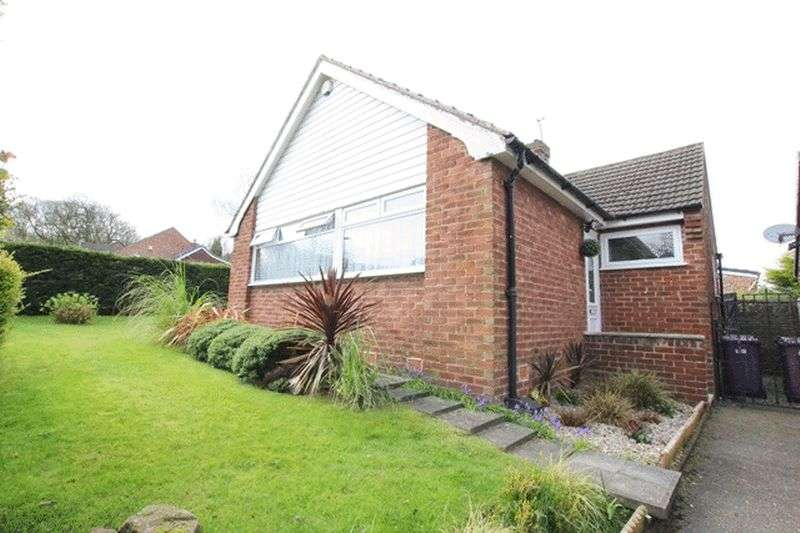 2 Bedrooms Detached Bungalow for sale in Crossways, Gateacre, Liverpool, L25