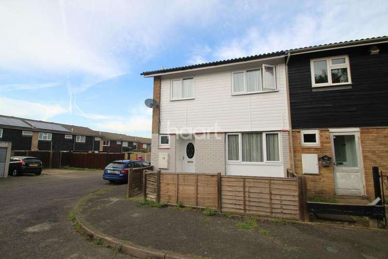 3 Bedrooms Semi Detached House for sale in Cervia Way, Gravesend