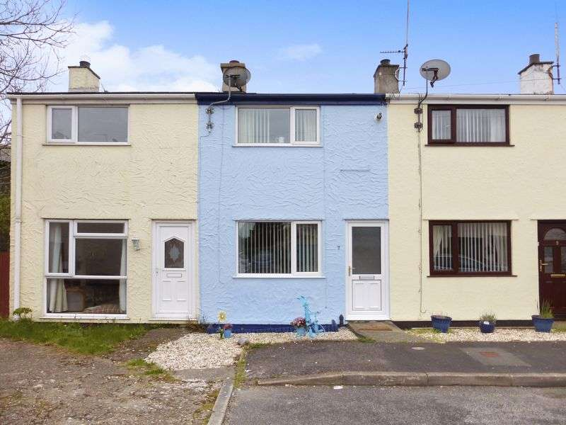 2 Bedrooms Terraced House for sale in Gaerwen