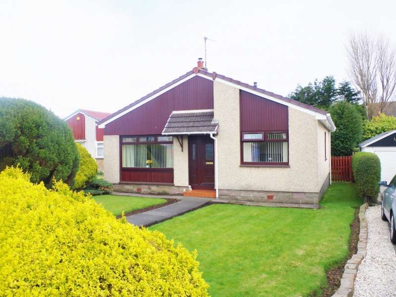 3 Bedrooms Detached Bungalow for sale in 27 Northacre, Kilwinning, KA13 7DS