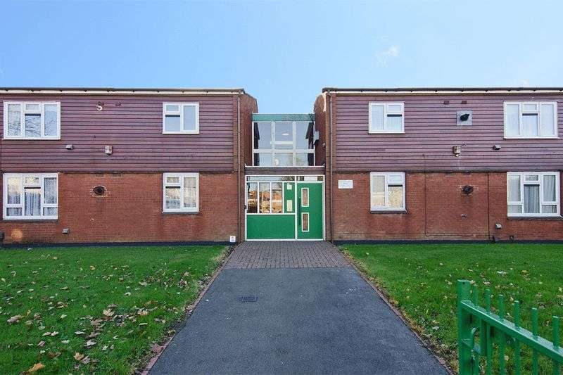 1 Bedroom Flat for sale in Wolverhampton Road, Walsall