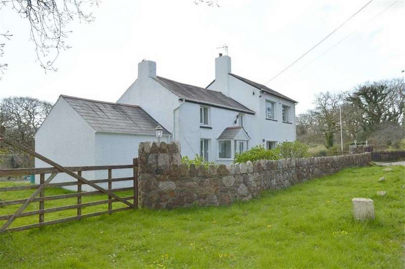 3 Bedrooms Detached House for sale in Hen Parc Lane, Upper Killay, Swansea