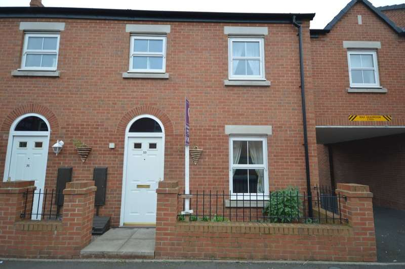 3 Bedrooms Semi Detached House for sale in The Nettlefolds, Hadley, Telford, TF1