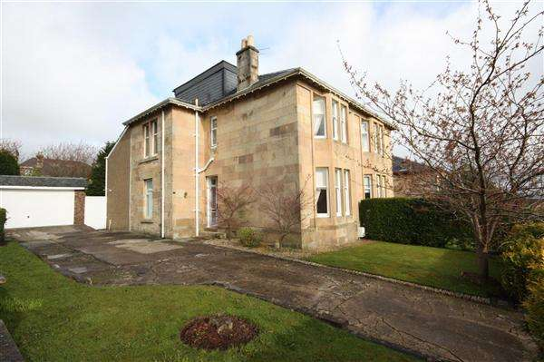 4 Bedrooms Semi-detached Villa House for sale in Whitefield Avenue, Cambuslang