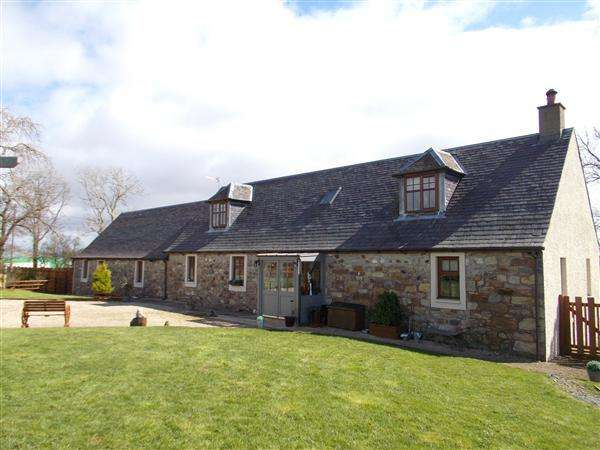4 Bedrooms Detached House for sale in Merkland Farmhouse, Sorn