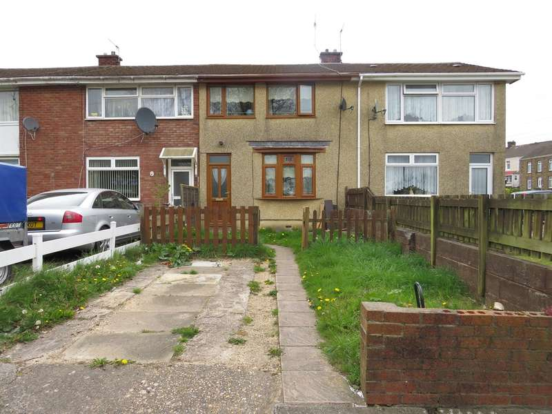 3 Bedrooms Terraced House for sale in Lon Enfys, Llansamlet, Swansea