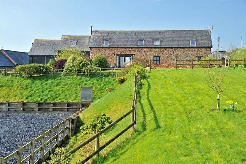 5 Bedrooms Unique Property for sale in Southcott, Okehampton, Devon, EX20