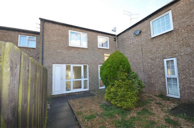 3 Bedrooms Detached House for rent in Boon Walk, Corby, Northamptonshire